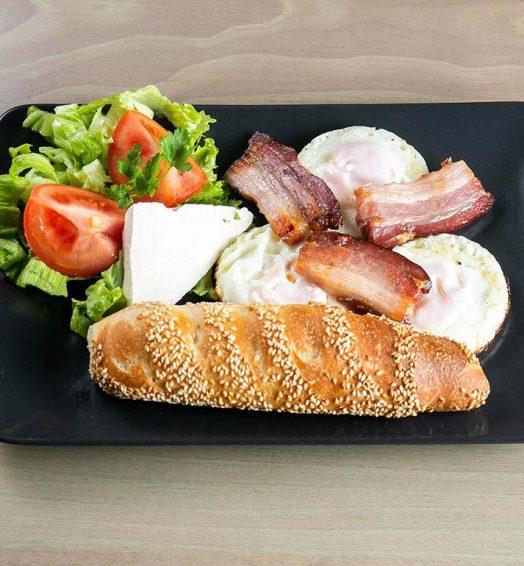Domaćinski doručak