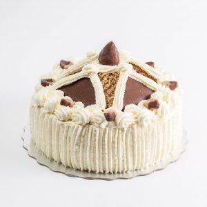 Keste vulkan torta