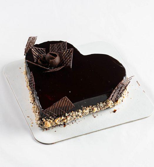 Mini torta Nugat