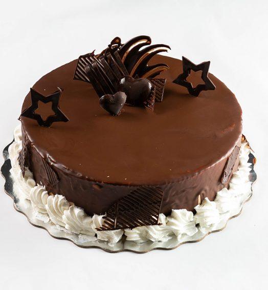 Mini torta Nutela