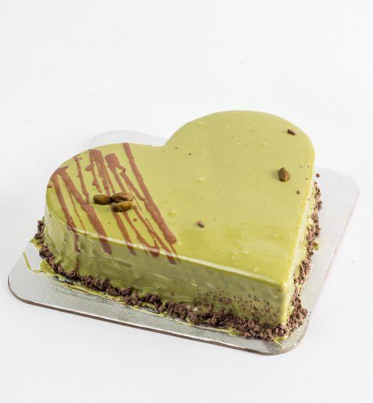 Mini torta pistać